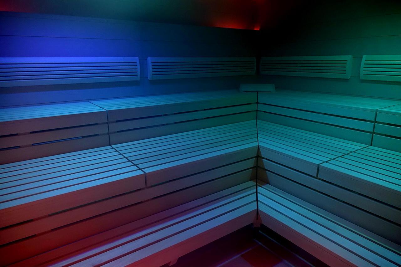 Bezpieczeństwo w saunie