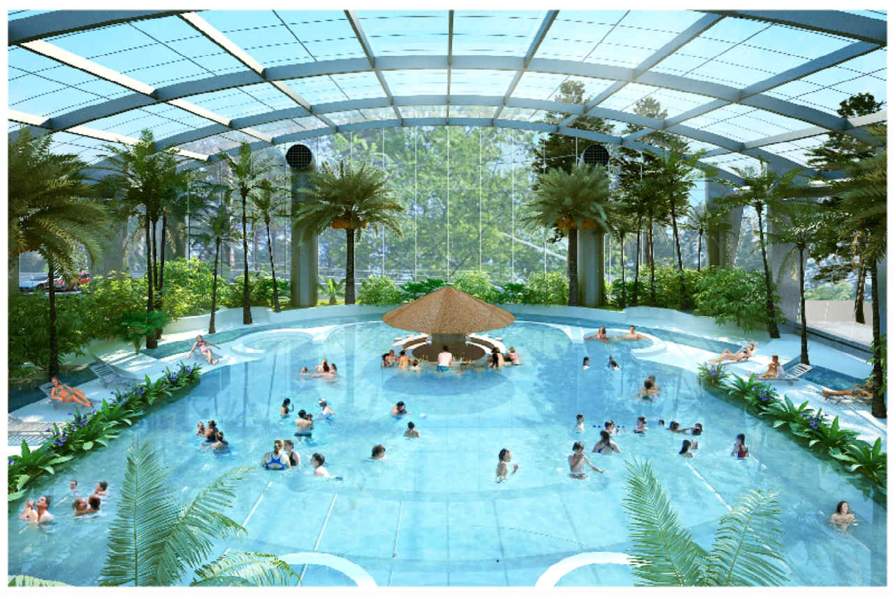 Baseny Tropikalne Binkowski Resort