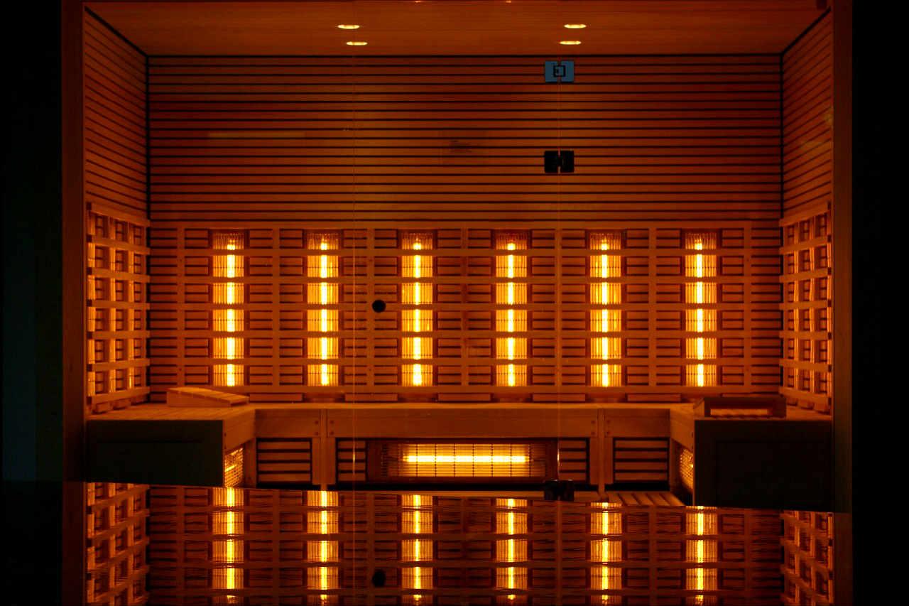Ekskluzywne sauny, sauna