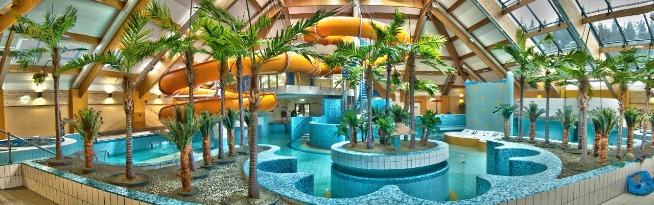 Aquapark Istebna - Arras