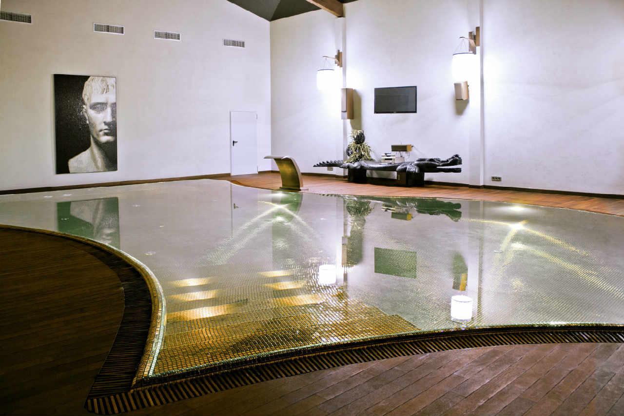 basen prywatny - Arras Strefa Basenu