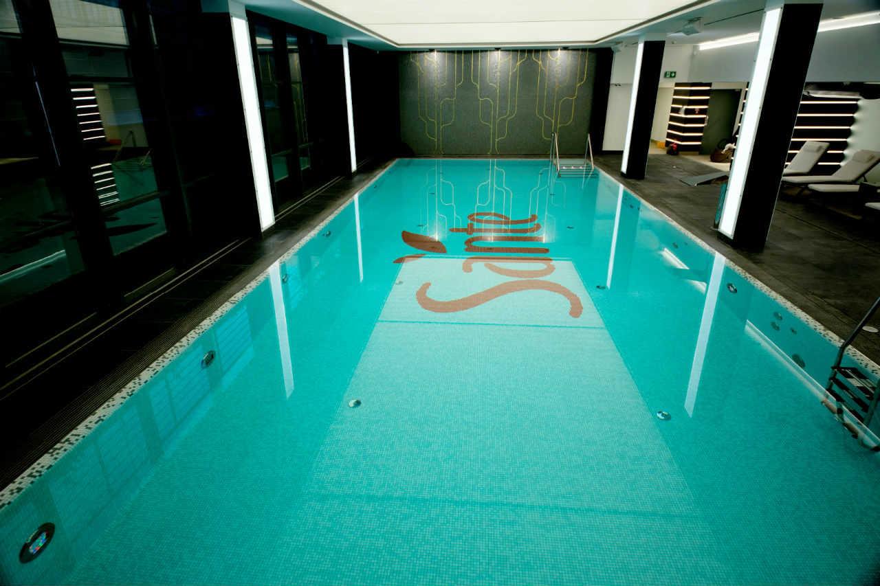 basen w Studio Sante Ladies Night
