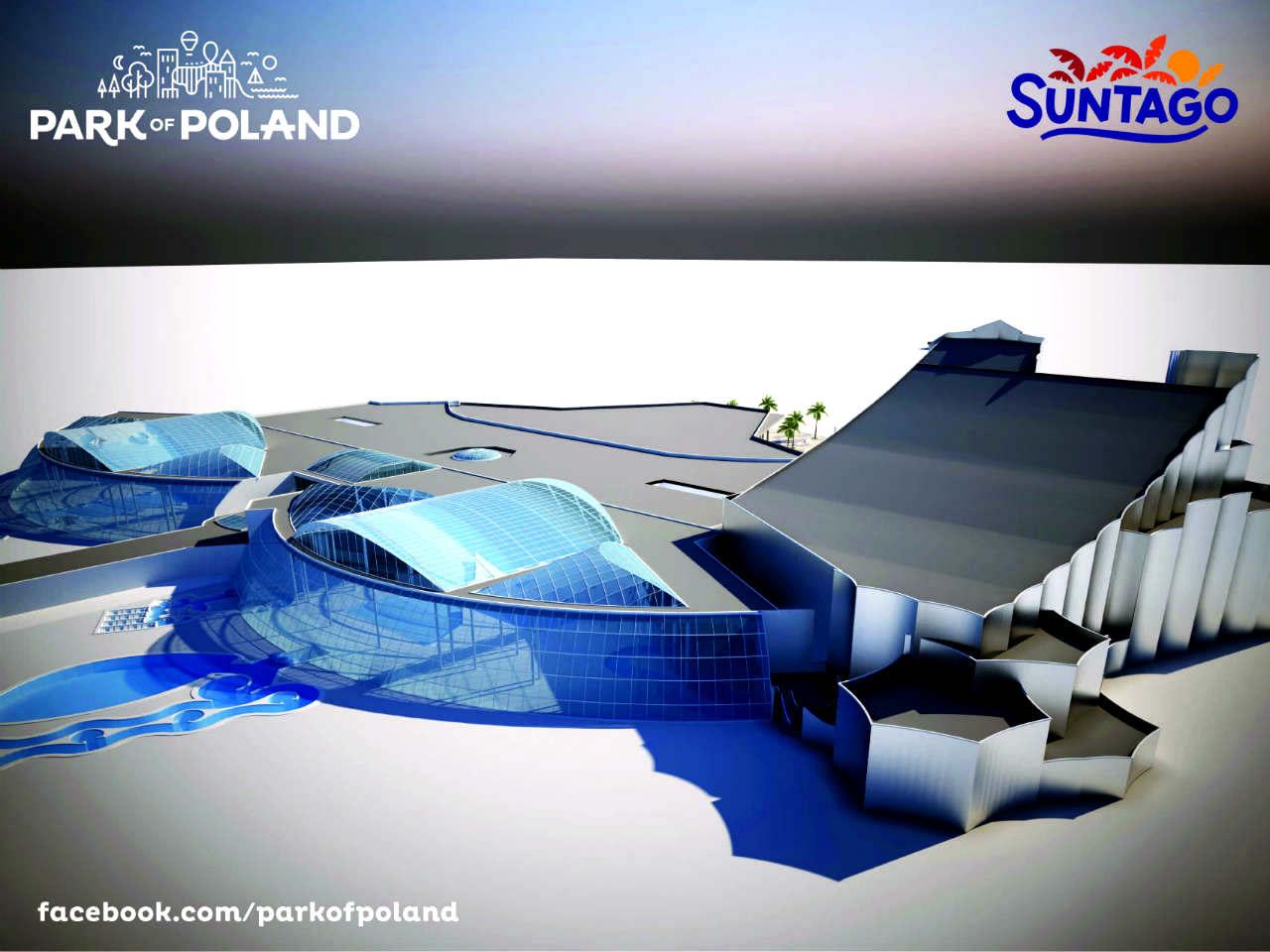 Projekt Suntago Wodny Świat