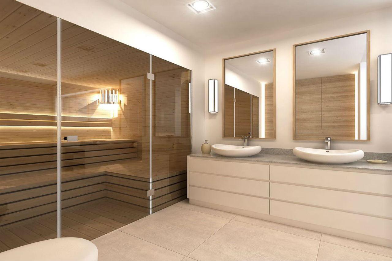 Golden Saunas firma - sauna realizacja