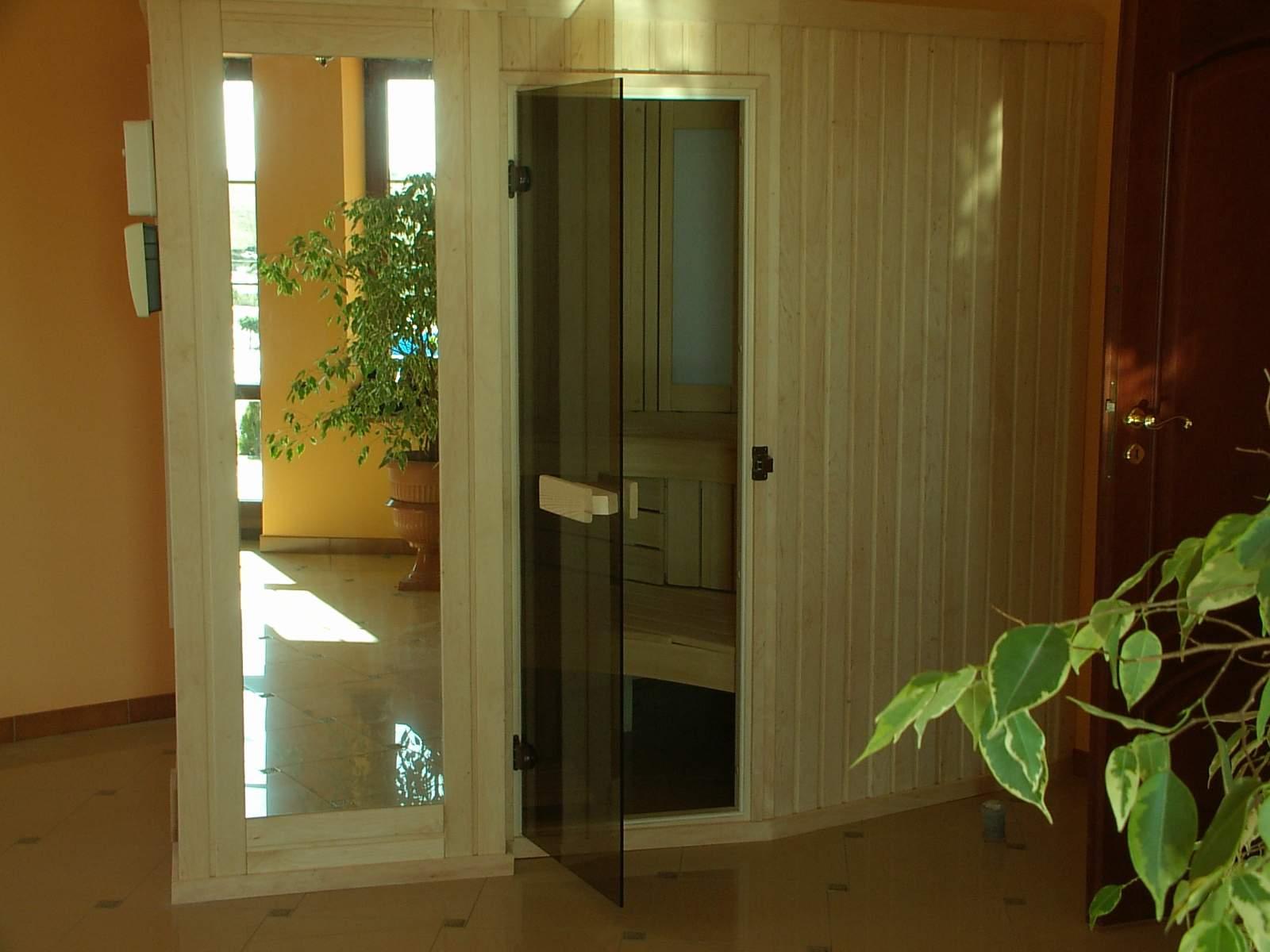 Sauna PBN - przykład