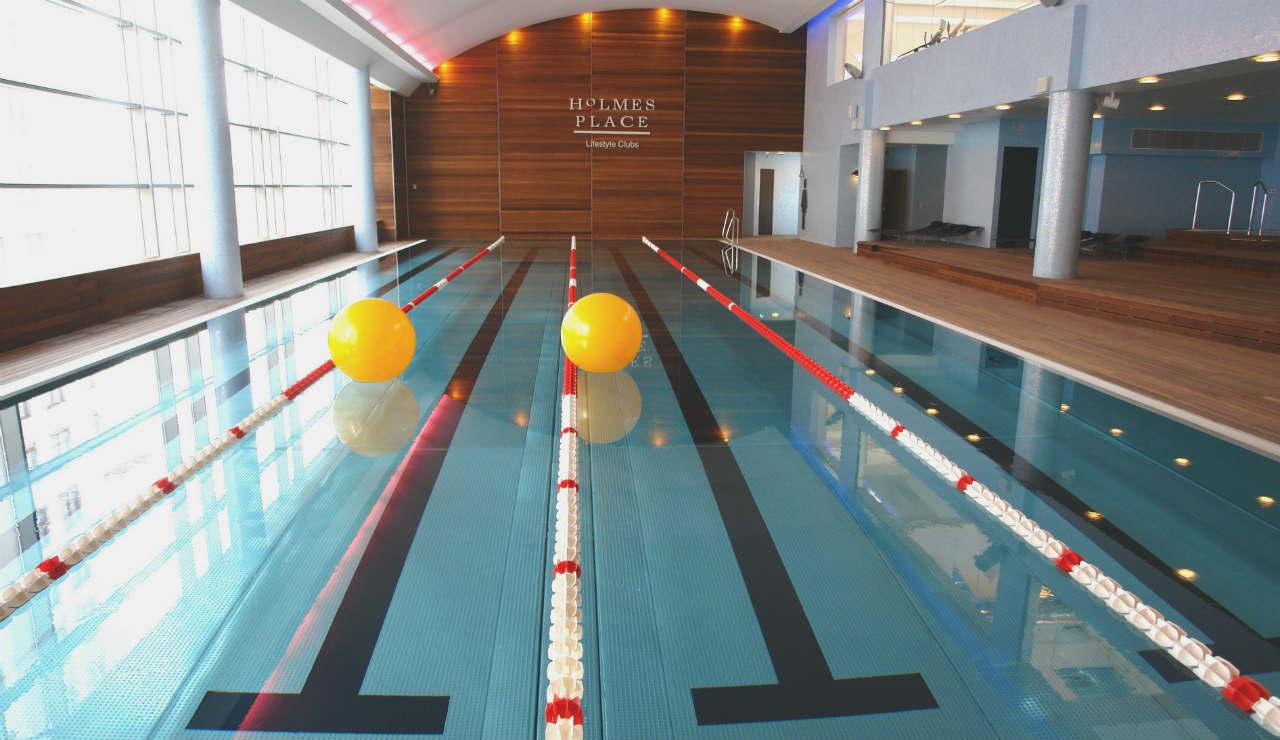 Hotel Hitol - basen ze stalowa niecka