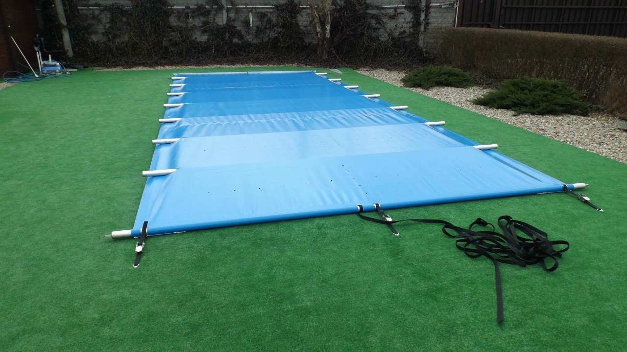 przykrycie bezpieczne basenu