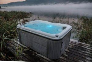 jezioro nordic hot tubs