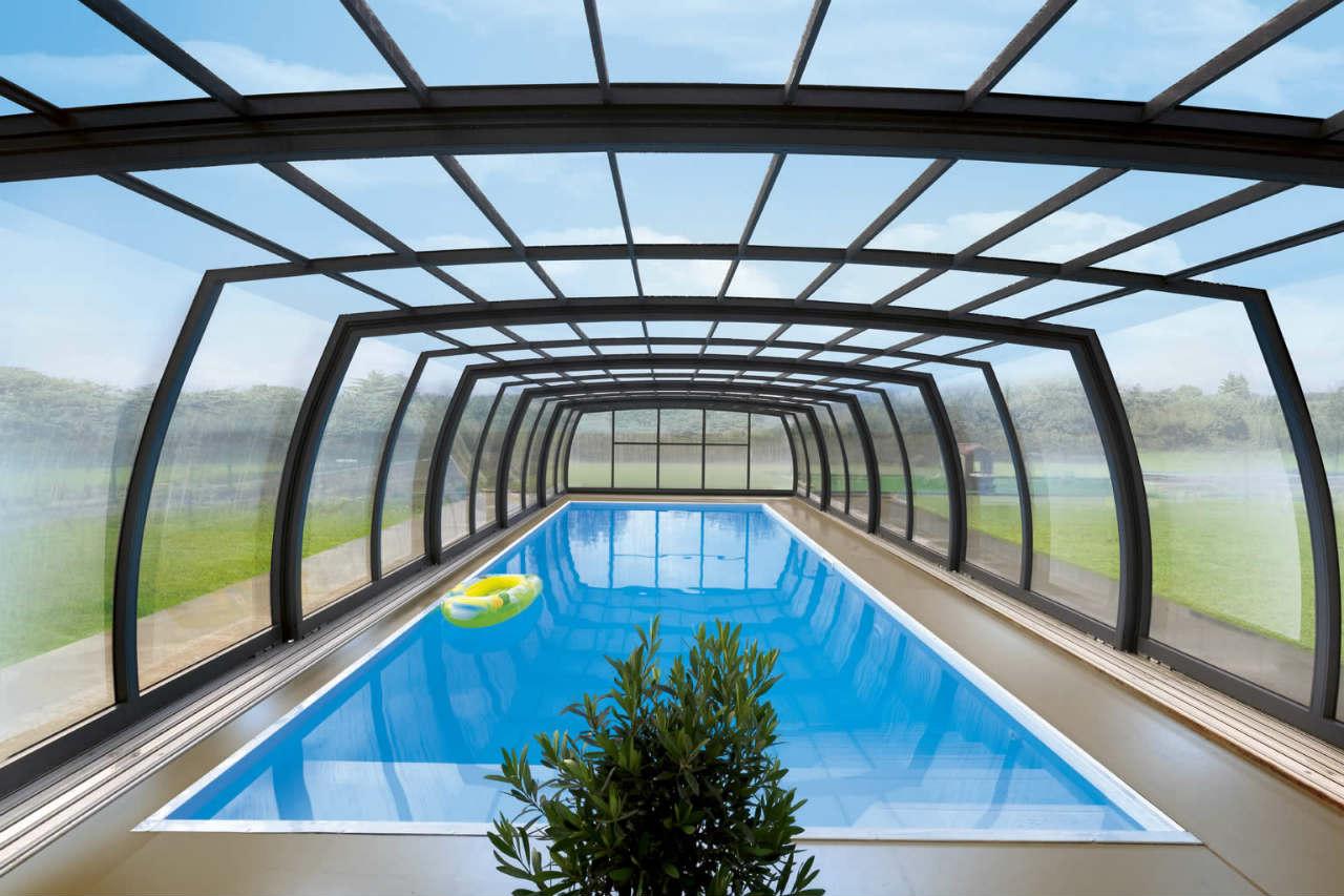 zabudowa basenu zadaszenie do ogrodu