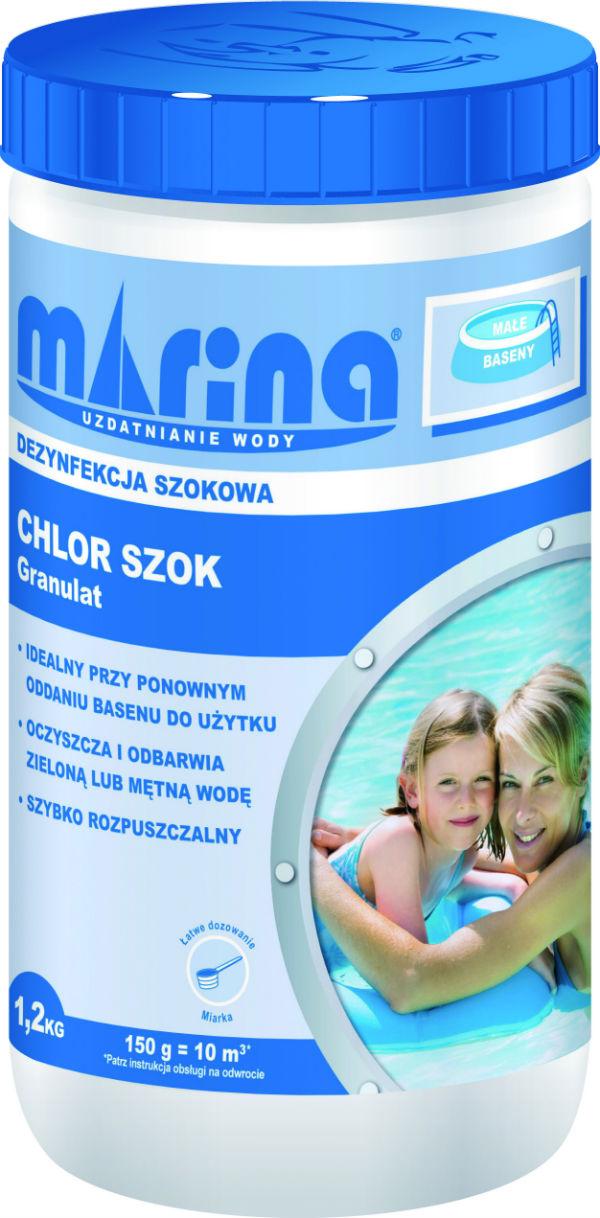 chlor szok antyglon anty glon Marina