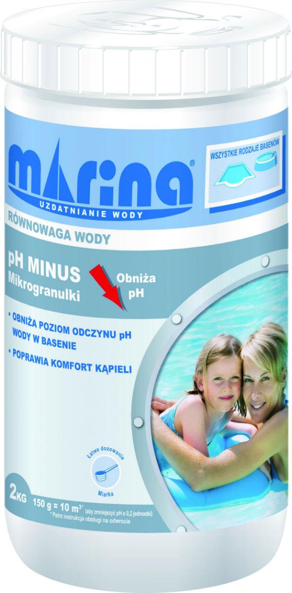 Marina pH minus