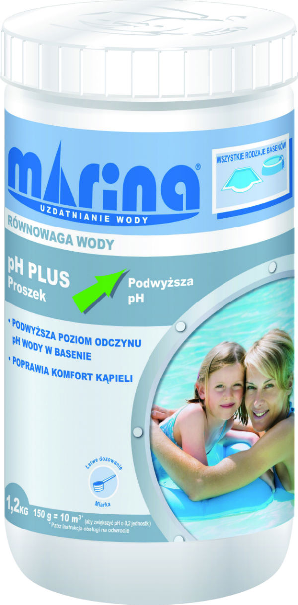 Marina pH PLUS.