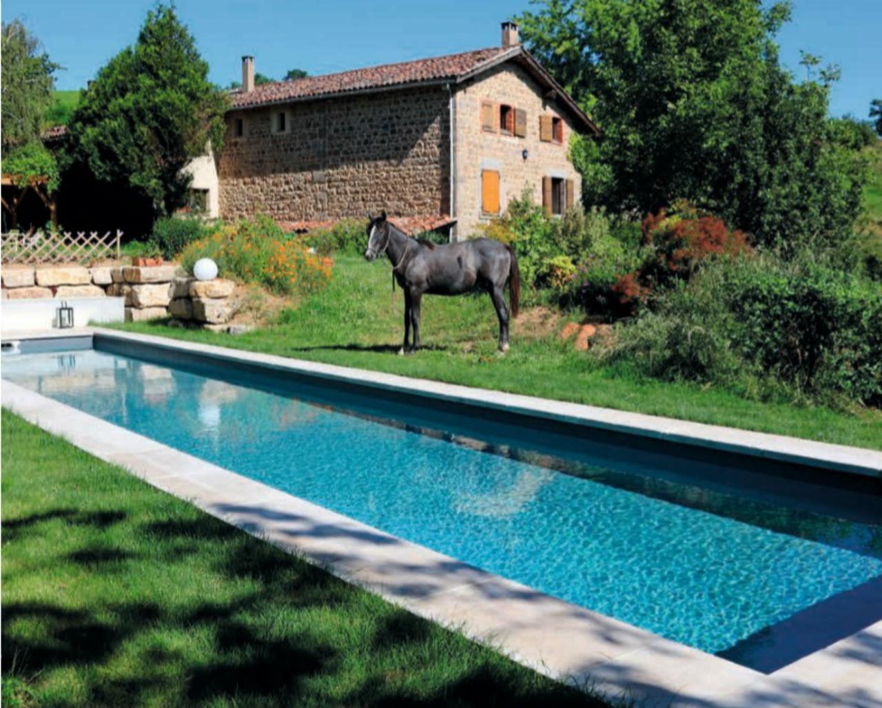 basen pływacki desjoyaux
