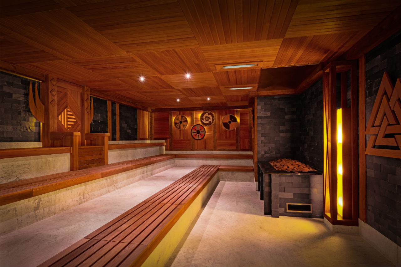Suntago Wodny Świat sauna