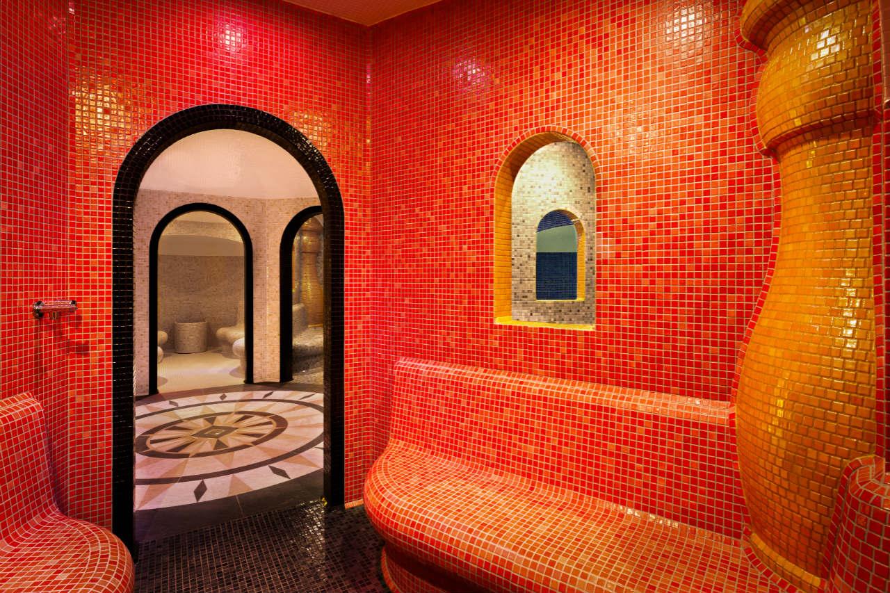 sauna parowa Suntago Wodny Świat