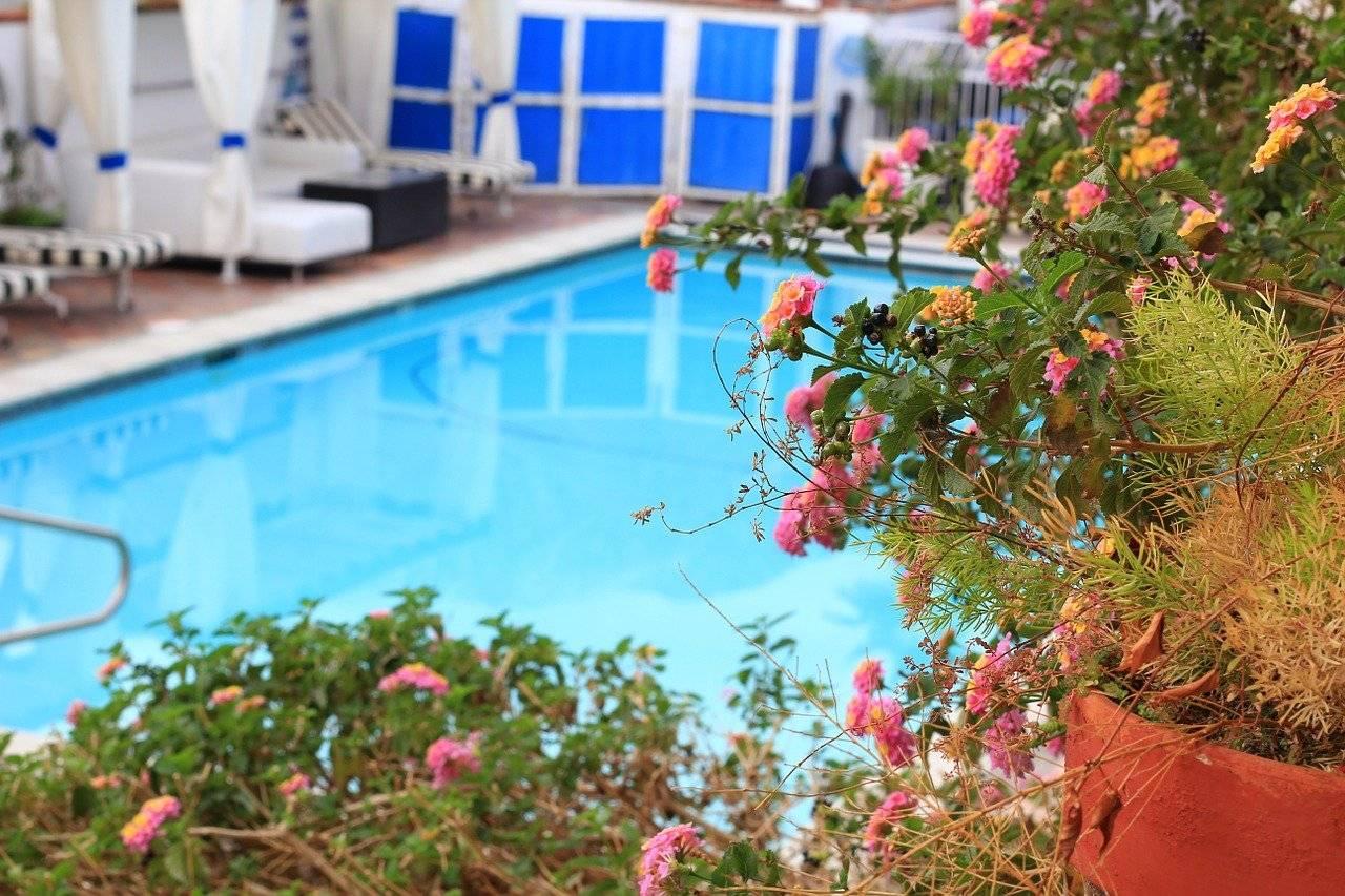 Własny basen lub sauna