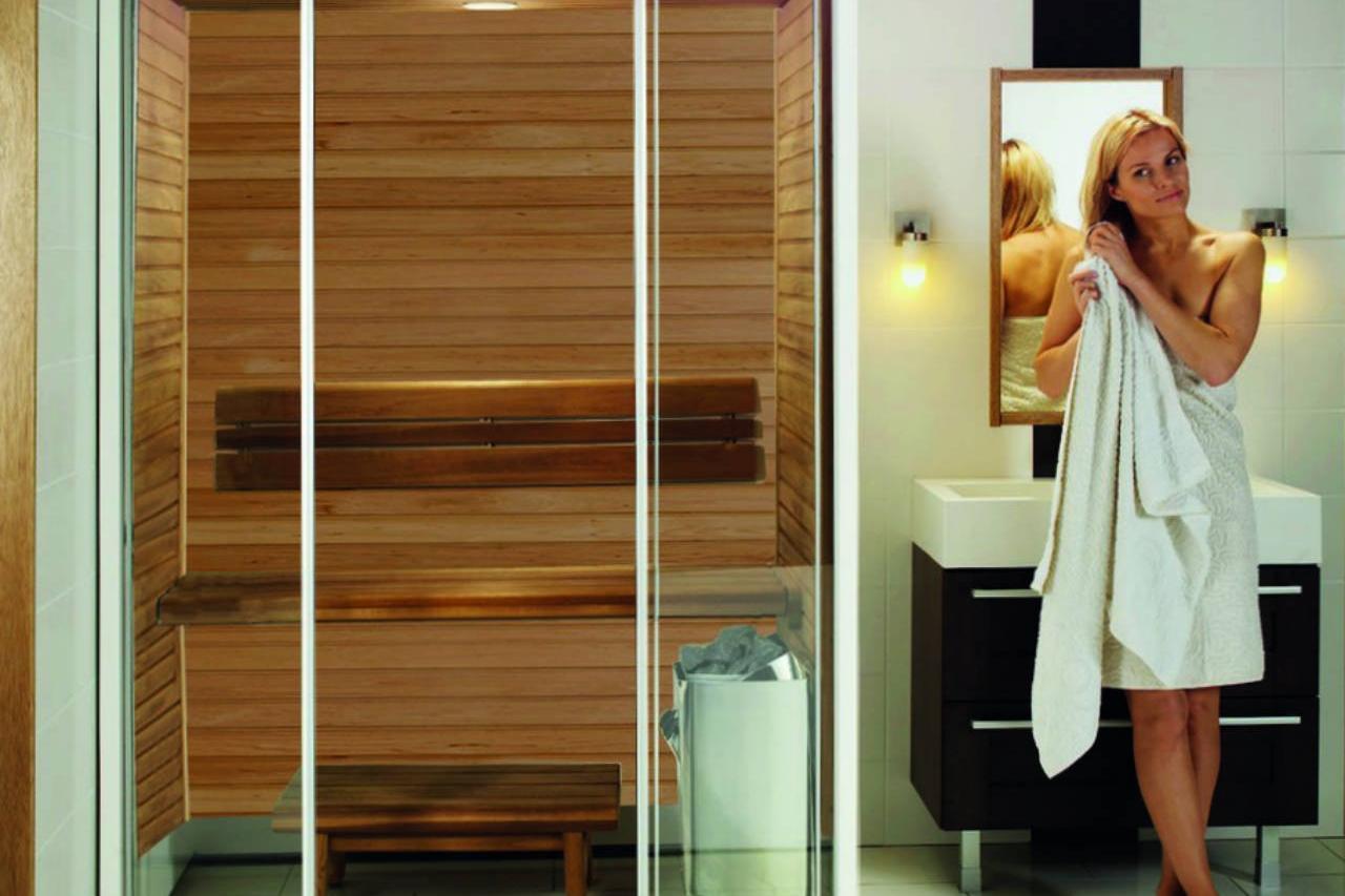 Harvia sauna łazienkowa