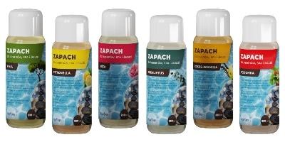 Zapach do basenów, spa i jacuzzi