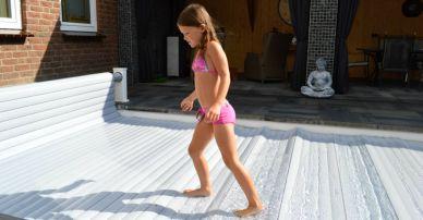 Basen i co dalej? Przykrycia basenowe – oszczędność, bezpieczeństwo, czystość – Liderpool