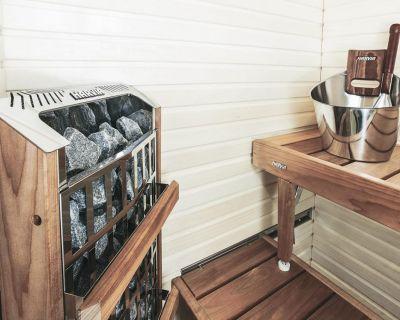 Budowa sauny – dlaczego fachowcy polecą Ci Harvia